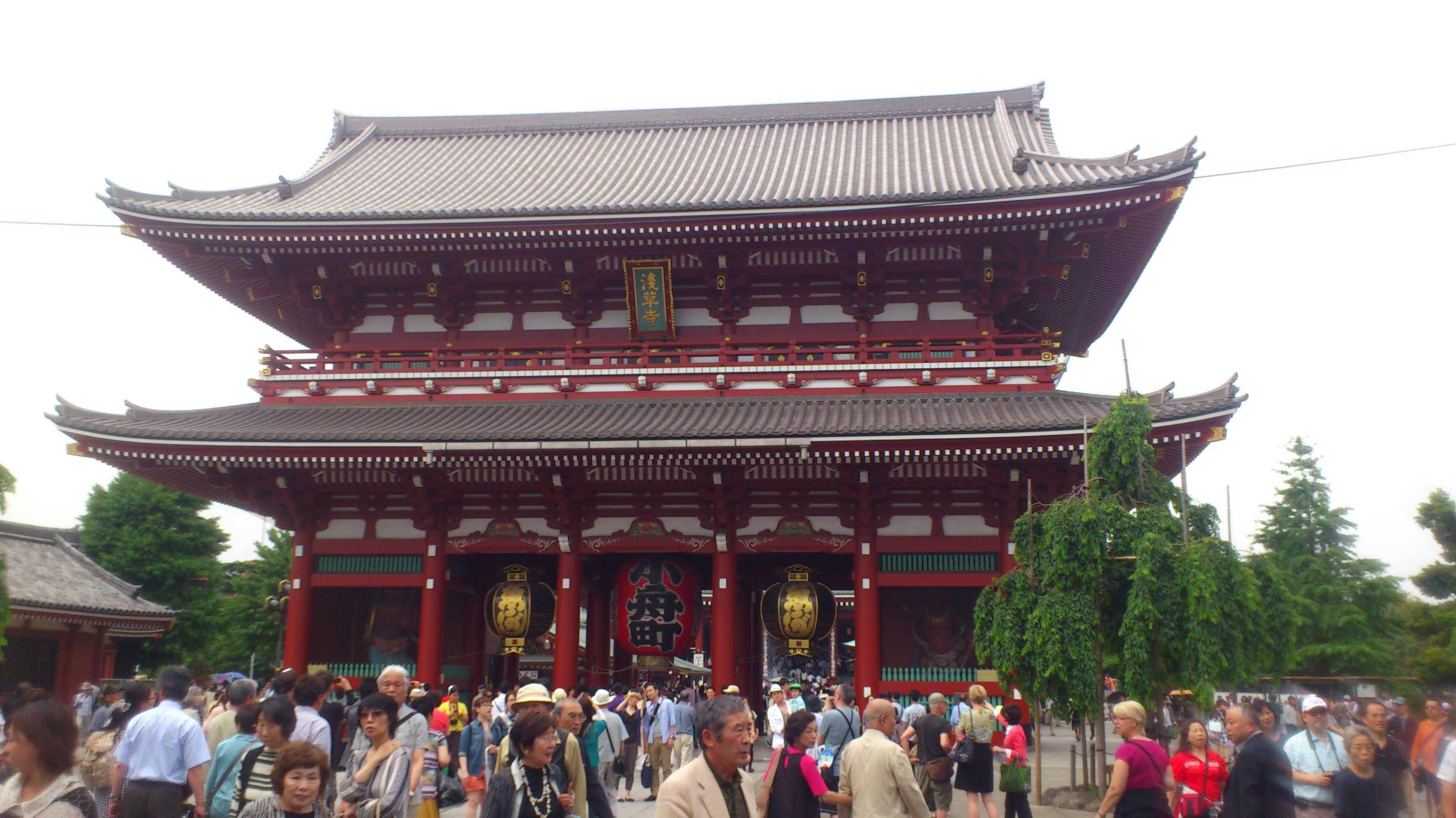 Temple d'Asakusa
